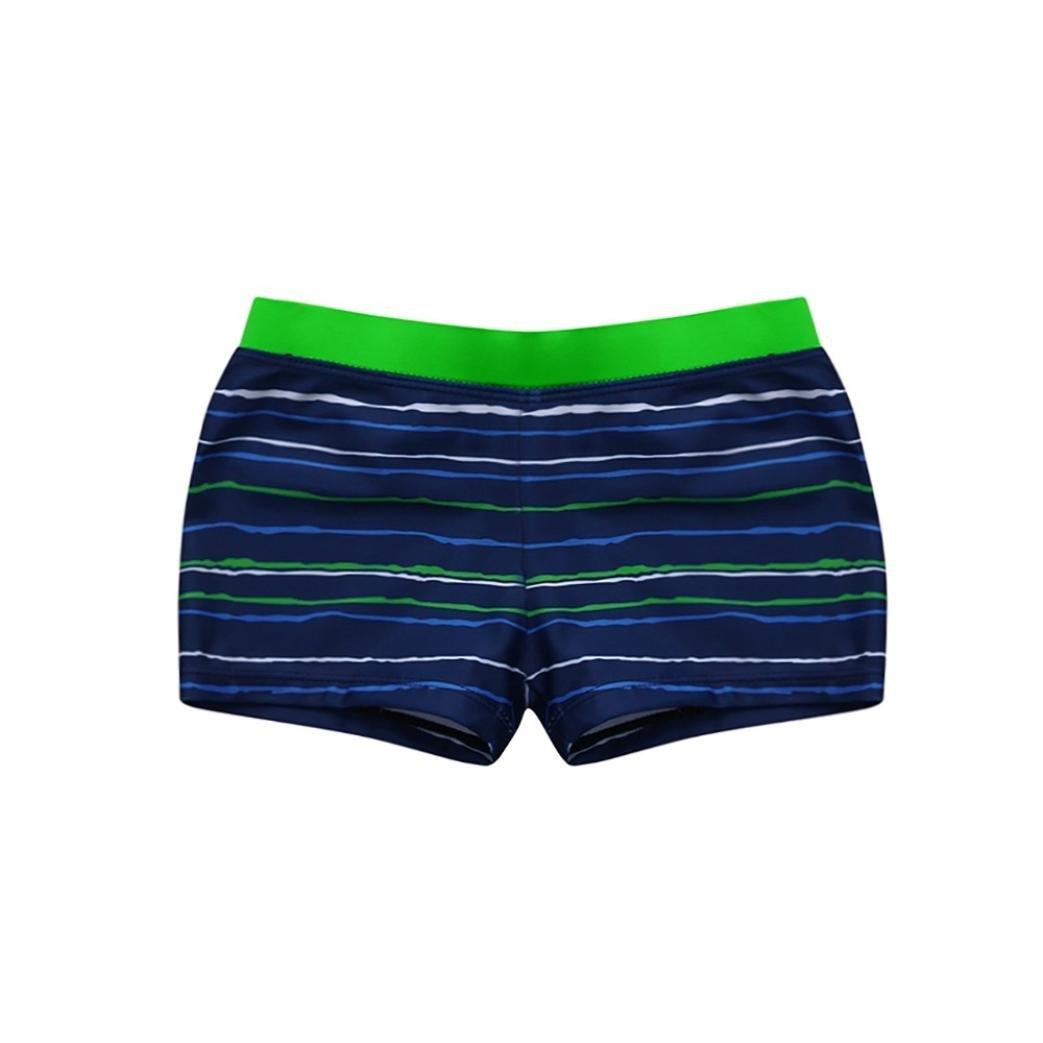 Costume da bagno, BYSTE Ragazzo del banda Angolo piatto Boxer Mare Pantaloncino Bambino Ragazzi Board Shorts Pool Beachwear Mare Spiaggia Estate BYSTE_003821