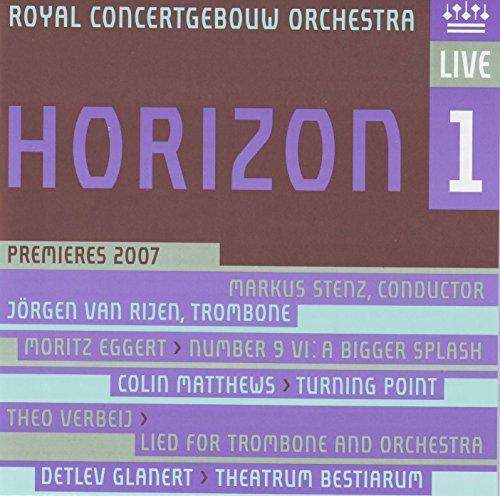 Horizon 1  Premieres 2007