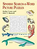 img - for Spanish Search-a-Word Picture Puzzles (Dover Children's Language Activity Books) book / textbook / text book