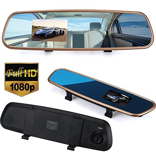 Car Dash Cam KKGG Backup Dashboard Digital Camera Recorder 3.2
