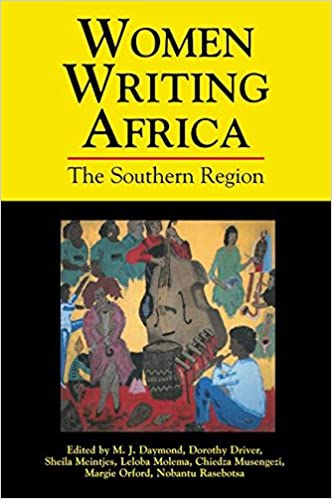 Amazon com: Women Writing Africa: Volume 1: The Southern Region