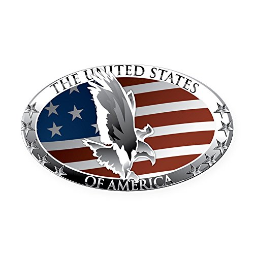 Eagles Oval Magnet - 2