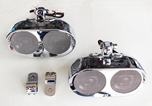 Crash Bar Speakers - 2