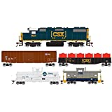 RND RND14266 HO Iron Horse Train Set Csx Toy