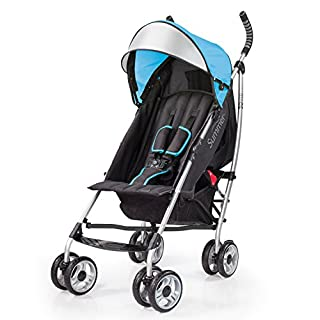 The 3D lite convenience stroller is a durable stroller that has a lightweight and stylish aluminum frame and is one of the lightest and most feature rich convenience strollers on the market. With an easy to fold frame and carry strap, you can be on-t...