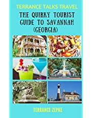 Terrance Talks Travel: The Quirky Tourist Guide to Savannah