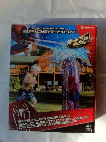 (Spiderman Sprinkler Bop Bag by Hedstrom)