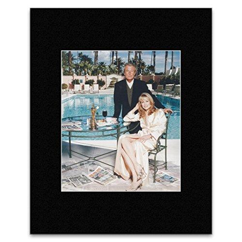 Faye Dunaway - Faye Dunaway with Terry O'Neill Mini Poster