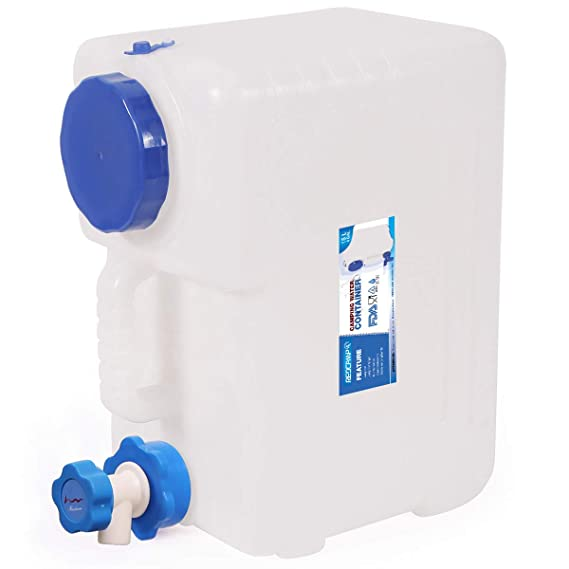 Redcamp Water Container With Spigot