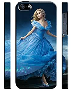 Cinderella 2015 Iphone 5 5s Hard Case Cover