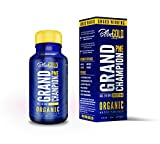Blue Gold Grand Champion Liquid Pet Supplement Study Proven Against Leading Pet Antibiotic. Increase Pet Health, Immune System, Reproduction, Energy, Appetite/Water Intake. Pet Vitamin Fixes BioFilm.