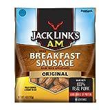Jack Link s A.M. Breakfast Sausage, Original, 4oz