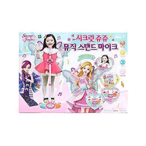 I-ZONE Secret Jouju Music Stand Microphone Toy by Izone (Image #2)