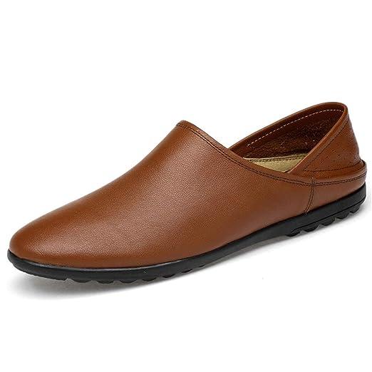 Xinke Transpirable Perforado Zapatos de Negocios Informales for ...