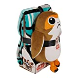 Star Wars Porg Character Pillow and Throw Set