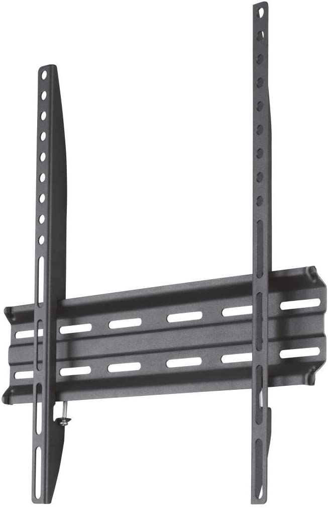 Hama Tv Wandhalterung Ultraslim Schwarz Elektronik
