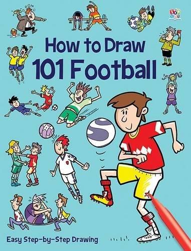 [E.b.o.o.k] How to Draw 101 Football [P.D.F]