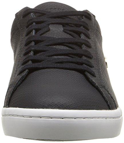 Womens Lacoste Straightset 316 1 Caw Moda Sneaker Nero