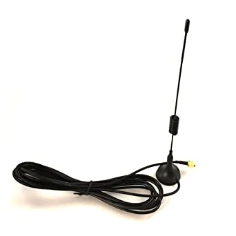 2017 nueva 1pcs 3 G antena SMA macho GSM antena de 5dBi 900/1800 MHz con ventosa 300 cm cable