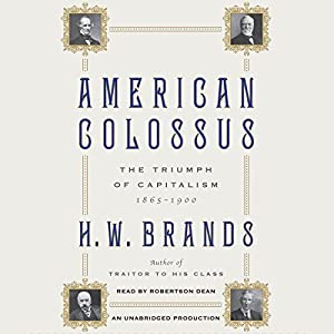 American Colossus Audiobook