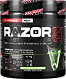 Allmax Nutrition NEW 2014 Razor8 Pre-workout (DMAA FREE) 30 Servings (Key Lime Cherry)