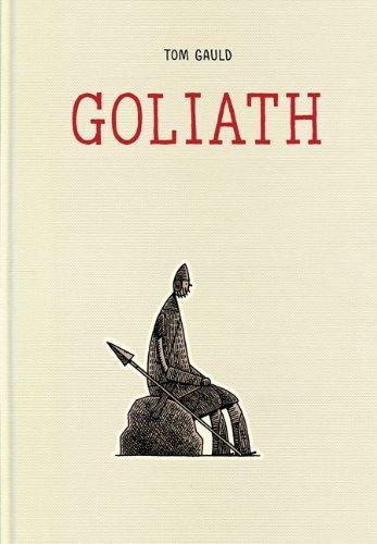 Goliath by Tom Gauld