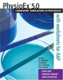 img - for Physioex 5.0: Lab Simulations Physiology by Peter Zao (2004-05-17) book / textbook / text book