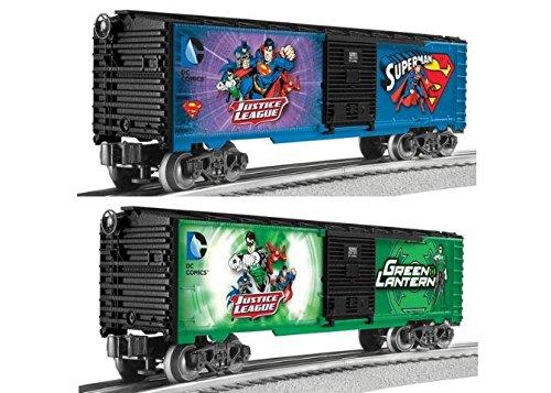 LNL82684 O-27 Box, Superman/Green Lantern (2) ()