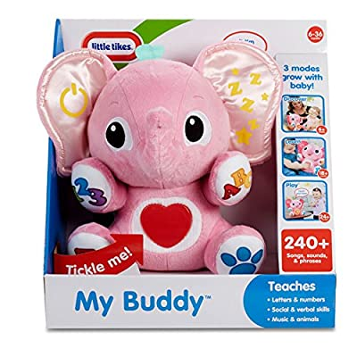 Little Tikes My Buddy-Lalaphant: Toys & Games