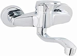 Water Faucet by Tema, Stainless Steel, 61007