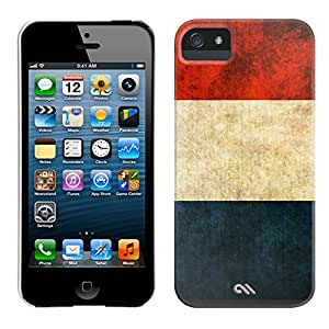 Case-Mate Barely There iPhone 5 - Vintage Dutch Flag