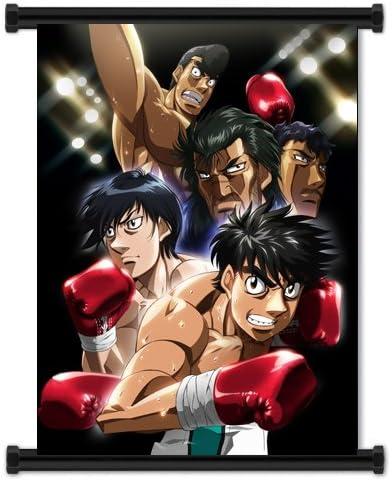 Hajime no Ippo HD Print Anime Wall Poster Scroll Room Decor
