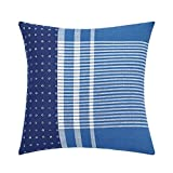 Best Prints Prints Prints Bed Canopies - Under The Canopy Shibori Chic Patchwork Decorative Pillow Review