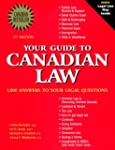 Your Guide to Canadian Law: 1,000 Ans...