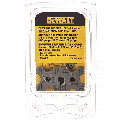 DEWALT DCS3501 Replacement Cutting Die Set