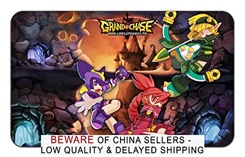Grand Chase Anime Mousepad Playmat (24