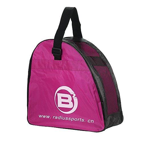 - Lixada Kids Adult Roller Skate Shoes Bag Portable Carry Bag Shoulder Bag Big Capacity High Bounce Rollerblades Bag Hockey Skate Figure Shoes Case Roller Holder