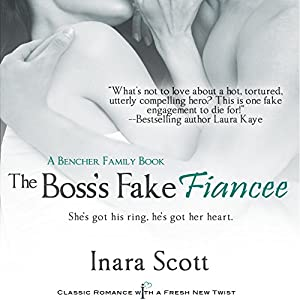 The Boss's Fake Fiancee Audiobook