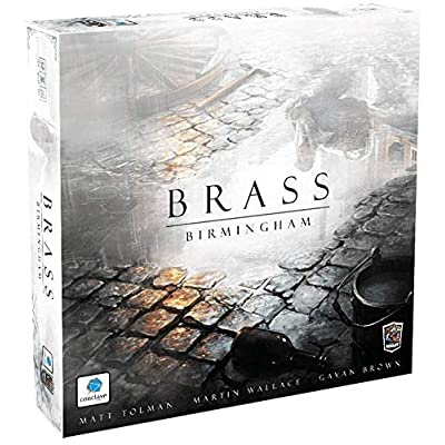 Roxley Games Brass Birmingham Board Games: Toys & Games