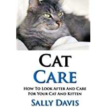 Cat Care: How To Look After And Care For Your Cat And Kitten