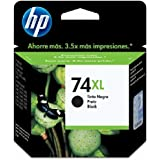 Cartucho HP 74XL Jato de Tinta Preto 20ML - CB336WB