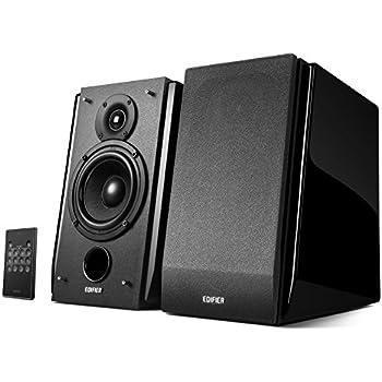 Amazon Com Edifier R1850db Active Bookshelf Speakers With