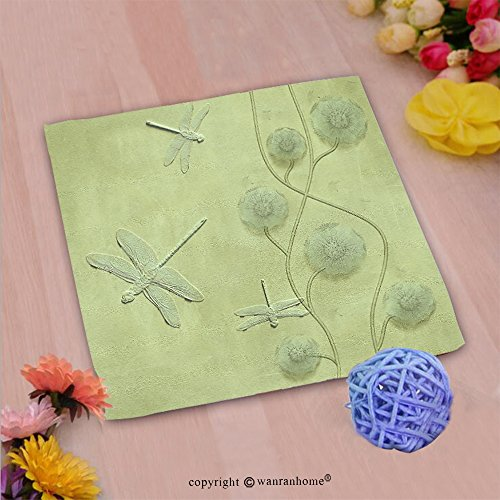 Dragonfly Hand Towel - 7