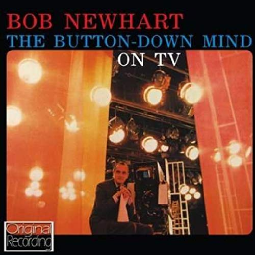 Button Down Mind On TV (The Button Down Mind Of Bob Newhart)