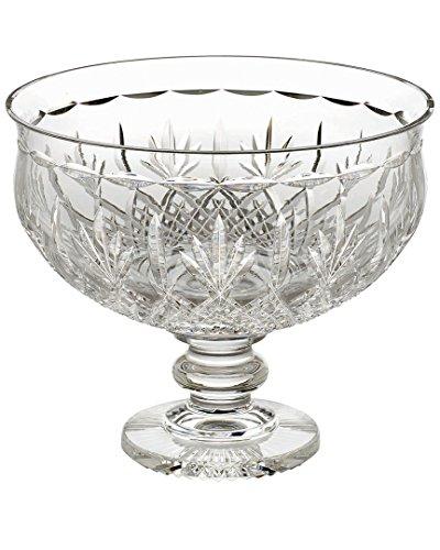 Killarney Crystal (Killarney Footed Centerpiece Candy Bowl)