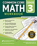 3rd Grade Math Workbook: Common Core Math Workbook