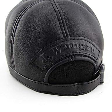 Krgvxfs Winter Imitation Sheepskin Baseball Cap Biker Trucker Sports Snapback Hats Warm Caps Large Size 60 cm