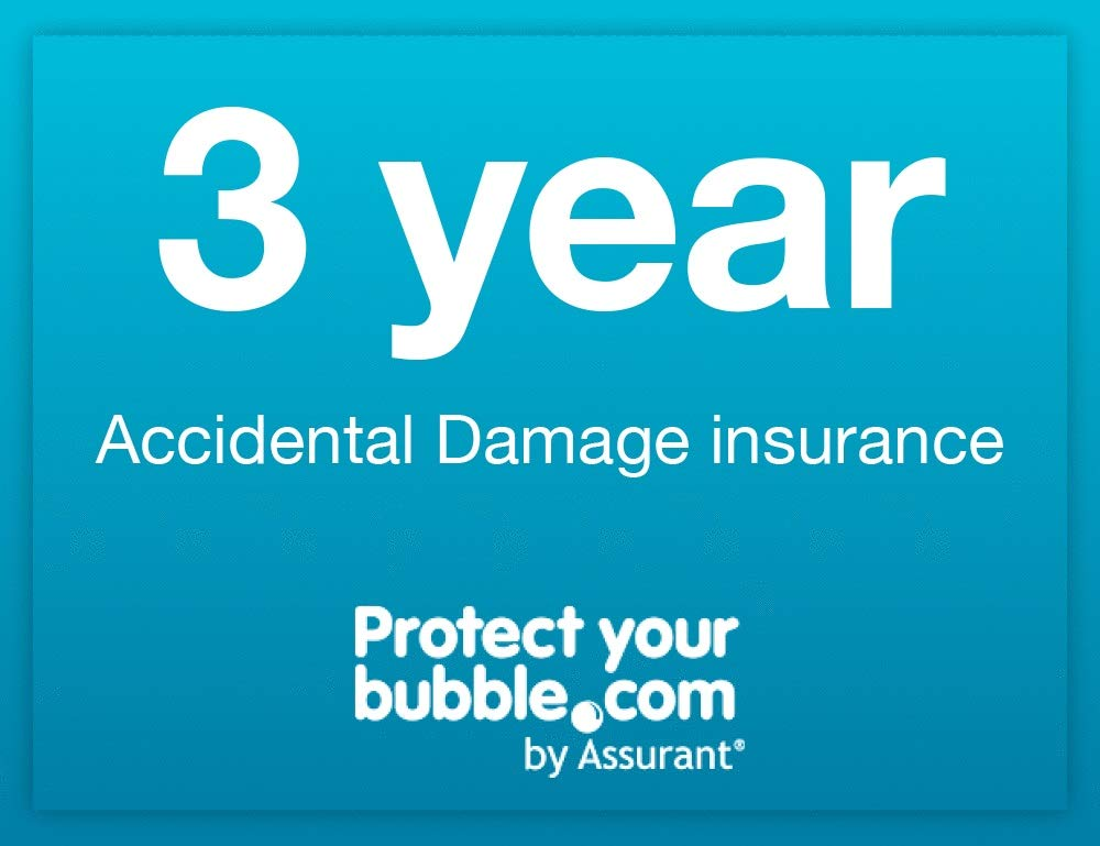 3-year Accidental damage insurance for a SMALL KITCHEN APPLIANCE from £30 to £39.99