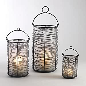 Loop Lantern Candle Holder