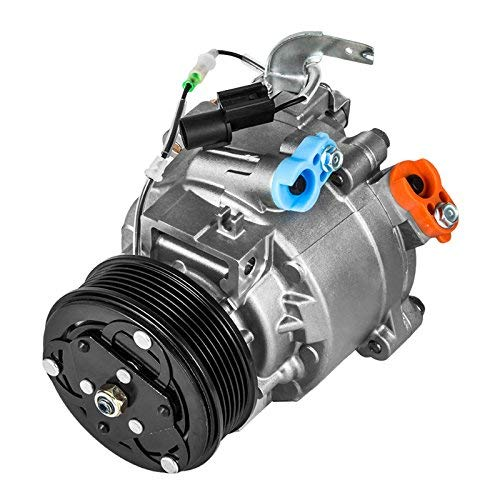 New A//C Compressor Kit Fits 2008 2009 2010 Mitsubishi Lancer L4 2.0L Non Turbo